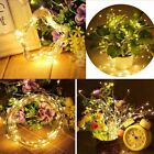 USB 5M 50 Copper Wire Corded LED String Rope Lights Holiday Lights+Remote 97K