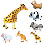 Cute Animal Walking Foil Balloon Party Birthday Wedding Decorations Toys Gifts