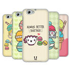 HEAD CASE DESIGNS KAWAII MACARONS SOFT GEL CASE FOR HTC ONE A9s