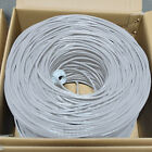 CAT5E Cable 1000FT UTP Solid Network Ethernet CAT5 Bulk Wire RJ45 Lan On Sale