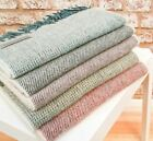Beautiful Laura's Loom - 100% British Wool Scarves - Made in Yorkshire
