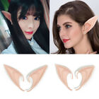 1 Pair Latex Prosthetic Fairy Pixie Elf Ear Halloween Costume Cosplay Stage Prop