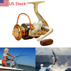 Left/right Hand 12BB Ball Bearing Saltwater Freshwater Fishing Spinning Reel USA
