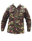 SOLDIER 95 SHIRT - DPM CAMOUFLAGE - British Army Cadet - XLarge XL 112 CM - Used