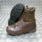 Genuine British Army Alt-Berg Combat Leather Assault / Patrol Combat Boots