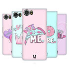 HEAD CASE DESIGNS PASTEL OVERLAYS HARD BACK CASE FOR BLACKBERRY KEYONE / MERCURY