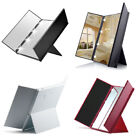 Makeup Mirror Tri-sided Foldable Portable Lighted FASHION 8 LED for Makeup