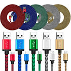 LOT 10 FT USB-C Type-C Data Sync Charger Charging Cable Cord for Samsung S9/Plus