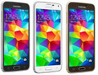 SMARTPHONE- Samsung Galaxy S5 - 16GB -16MP  BLACK WHITE GOLD/iPhone 4S Unlocked