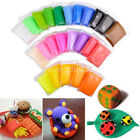 Chic Trendy Kids DIY Malleable Fimo Polymer Modelling Soft Clay Plasticine Gifts image