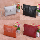 Women's PU Leather Tassel Messenger Bag Ladies Shoulder Bag Purse Crossbody Bag