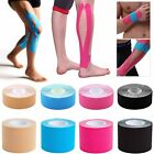 NEW 2/4/6 Rolls Kinesiology Tape Sports Physio Muscle Strain Injury PRO Support