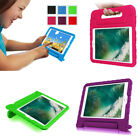 "Eva Kids Friendly Shock Proof Case Stand Cover W/ Handle For Ipad 5th 9.7"" 2017"