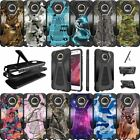 For Motorola Moto Z2 Play XT1710 | Moto Z Play 2nd Gen Dual Layer Case Camos