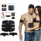 Home Fitness EMS Muscle Training Gear ABS Exercise body Shape Fitness Massage