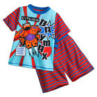 Disney Store Authentic Big Hero 6 Baymax Kids Pajamas PJ's Set Size 3 4 5/6 New