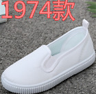 White Children Canvas Shoes Boys Girls Sneakers Kids Casual Sports Shoes