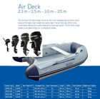 SUN SPORT AD 230 Boat Motor Options 2.5-5 hp Package Inflatable Rib Air Talamex