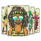 HEAD CASE DESIGNS SUMMER HIPPIES SOFT GEL CASE FOR APPLE SAMSUNG TABLETS