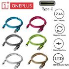 Braided USB Type-C USB-C Type C Charger Charging Cable for Oneplus Two 2 A2001