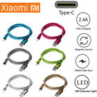 """Braided USB Type-C USB-C Type C Charger Charging Cable for Xiaomi Mi 4C M4C 5.0"""""""