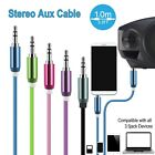Genuine IMobile 3.5mm Jack To Jack Aux Cable Audio Lead For IPhone,IPad, Mp4, 3