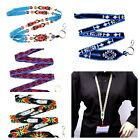 Handmade Beaded Native Style Inspired office fashion Lanyard/ID Holder