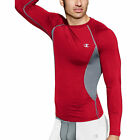 2 Champion Gear™ Men's Compression Long-Sleeve Tee