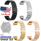 Stainless Steel Replacement Band Strap for Samsung Gear S3 Frontier Classic