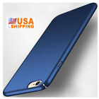 "For Iphone 8 4.7"" Ultra Thin Slim Matte Hard Back Case Shockproof Cover Skin"