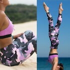 Women's Sports YOGA Workout Gym Fitness Leggings Pants Jumpsuit Athletic Kit NEW