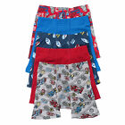 2 Hanes Toddler Boys' Printed Boxer Briefs with Comfort