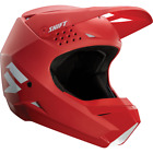 Shift Whit3 Label Helmet Adult Red Motorcycle MX ATV Off Road 19336-003