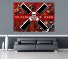 Self Adhesive Giant Maxi Poster 30 Seconds to Mars PP004
