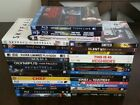 USED Blu-rays Movies Various Titles with Slipcovers (some are RARE) $8.0 CAD
