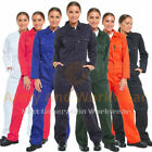 Ladies Heavy Duty BoilerSuit Regular Workwear Boiler Suit Coverall Overall Tuff
