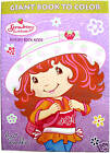 STRAWBERRY SHORTCAKE ~JUST DOODLING~ ACTIVITY &COLORING