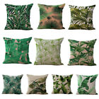 Cotton&Linen Floral Home Room Cushion Covers Throw Pillow Pillowslip 45cm*45cm