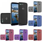 For ZTE Sequoia Blade Z Max Z982 TPU Rubber Flexible Phone Skin Case Cover