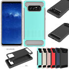 Hybrid Protective Hard Armor Case Shockproof Cover For Samsung Galaxy Note 8