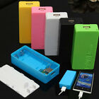 5600mAh 2X 18650 USB Power Bank Battery Charger Case DIY Box For iPhone Hot