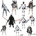 "6"" Star Wars Action Figure Revenge of the Sith Clone Trooper Stormtrooper Doll $17.98 AUD"