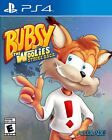 Bubsy: The Woolies Strike Back Playstation 4 PS4 Brand New Ships Worldwide