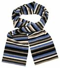 100% Wool Scarves, Made in Scotland by Alan Santry, Various colours & styles