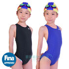 YINGFA Girls Competitive Fina Approved Swimsuit 921