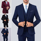 2017 Mens Wedding Dress Slim Fit Suit Business Formal Clothing Suits 3Pcs/Set