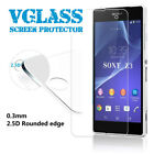 LCD Bulletproof Film Screen Protector Guard Cover Tempered Glass For Cell Phone