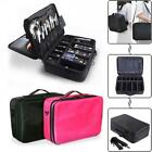 Внешний вид - Professional Makeup Bag Cosmetic Case Storage Handle Organizer Travel Kit US NEW