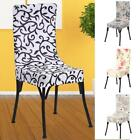 New Removable Elastic Stretch Slipcovers Dining Room Chair Seat Cover EN24H