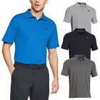 Under Armour 2018 Mens UA Performance Tech Short Sleeve Golf Polo Shirt